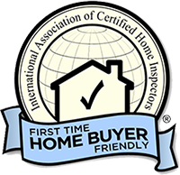 First Time Home Buyer Friendly image seal
